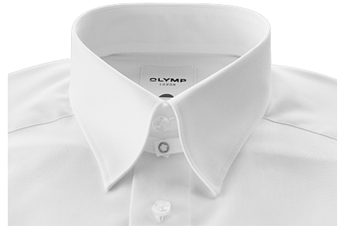 Olymp boordvarianten for Snap tab collar shirt